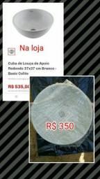 Título do anúncio: Cuba de apoio Celite