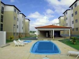 Alugo Apartamento Condomínio Algodoal R$ 670 condomínio incluso 2 quartos 44m2 Marituba