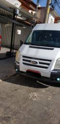 Ford transit 2011 completa