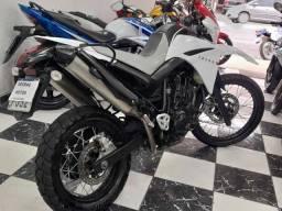 Título do anúncio: Yamaha XT 660R ano 2014 financio e parcelo no cartão