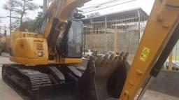 Escavadeira Caterpillar 314c 2007 R$ 105200