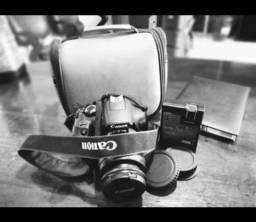 câmera fotográfica t6i