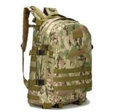 Título do anúncio: Mochila, Capacidade 50 Litros, Militar Tática Nylon 4 cores a pronto entrega