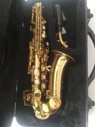 Vendo ou troco Sax soprano curvo