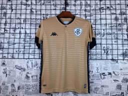 Título do anúncio: Camisa Botafogo dourada
