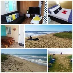 Casa de praia mobiliada para temporada Unamar-Cabo/Rj
