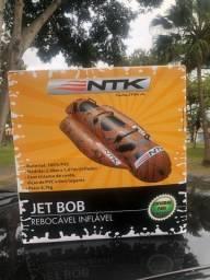 Bóia Inflável Nautika Jet Bob Rebocável Para 2 Pessoas