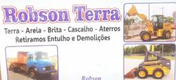 Robson Terraplanagem / tel. *, *