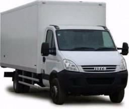 Transportadora agrega Vans e caminhões de todos os tipos