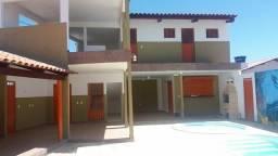 Área de lazer , completa com disponibilidade de dois quartos e piscinas