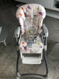 Cadeira merenda Peg-Pérego