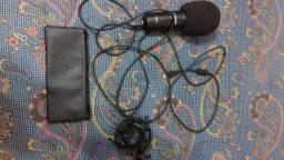 Microfone Condensador USB Arcano NOVO