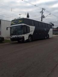Ônibus Gv 1450 volvo b10m - 1992