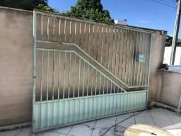Portão garagem, Portão social e Grade muro