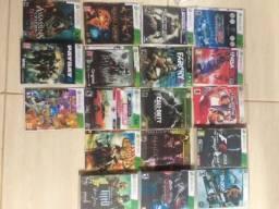 Xbox 360 destravado + 19 jogos