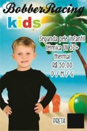 Camisa UV 50 térmica infantil