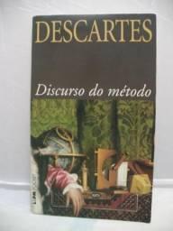 Livro Discurso do Método Descartes