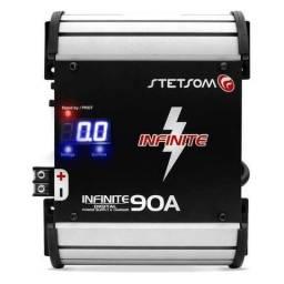 Fonte Automotiva Stetsom Infinite 90A 5000W Rms Bivolt Carregador Digital com Voltímetro L comprar usado  Belem