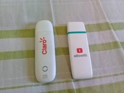Modem 3g Claro e Olivetti comprar usado  Rio de Janeiro