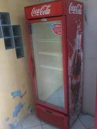Freezer expositor coca cola 110v