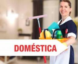 Contrata-se doméstica