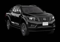 Nova Nissan Frontier Attack 2019 - 2019