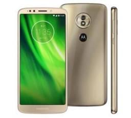 Vende-se 02 (dois) Celulares Moto G5 e Moto G6