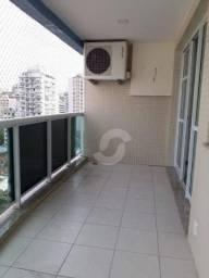 Apartamento com 2 dormitórios à venda, 95 m² por R$ 730.000,00 - Icaraí - Niterói/RJ