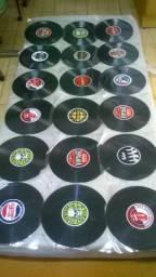 Promoção!! Discos Decorativos Retro,Rock,Ceva!!