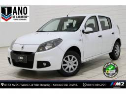 Renault Sandero expression completo - 2014