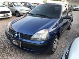 Renault Clio 2005 4 Portas Completo :: Bem Conservado - 2005
