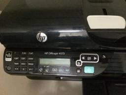 Impressora HP 4575 Multifuncional Mau Contato no Power e Scanner