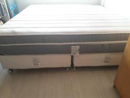 Conjunto cama box superking Ortobom - Somente para Porto Alegre