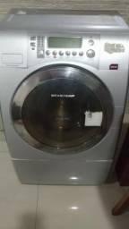 Máquina De Lavar - Lava E Seca Brastemp Ative