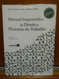 Manual Esquemático de Direito e Processo do Trabalho