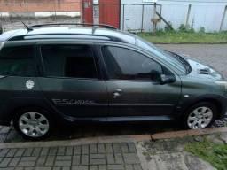 Peugeot 207 SW Escapade - 2009