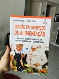 Livro nutrição - gestão em serviços de alimentação