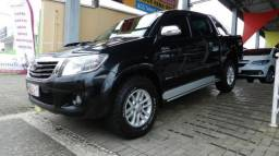 HILUX SRV AT ARO 17 TOP - 2014