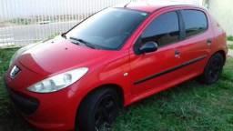 Peugeot 207 2011 Sem entrada - 2011