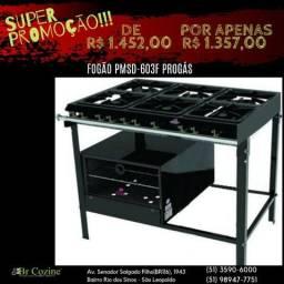 Fogão Progas PMSD-603F / Br Cozine
