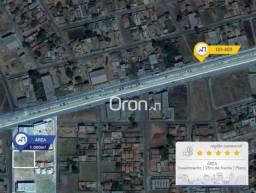 Área à venda, 1000 m² por R$ 550.000,00 - Bairro das Industrias - Senador Canedo/GO