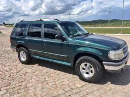Ford Explorer XLT 1995 - automática - 1995