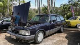 Caravan Opala Diplomata 4400 injetado - 1988