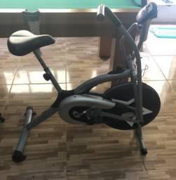 Bicicleta ergométrica air bike fixxar