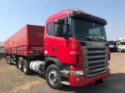 Scania 124 G420 6x2 (leia a descrição) - 2009