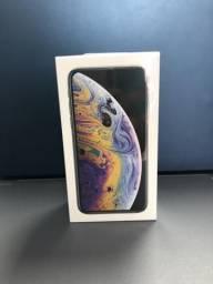 Iphone Xs 64gb prata lacrado!