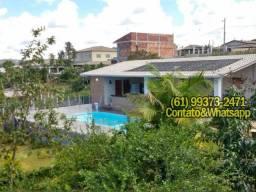 Casa no Lago Corumbá IV Condomínio Palmeiras