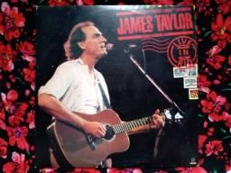 James Taylor - Live In Rio - R$ 20, usado comprar usado  Fortaleza