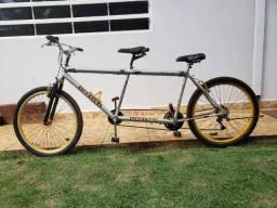 Bicicleta Dupla em Tanden