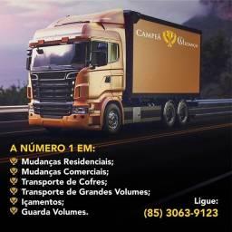 Campeã Mudanças e Transportes em Fortaleza